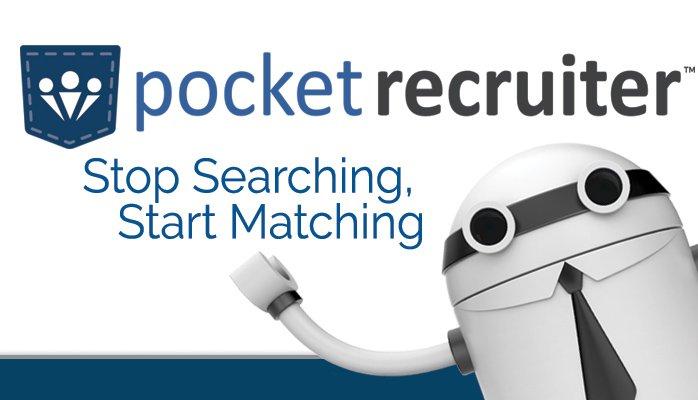 Pocket Recruiter = AI Recruitment Tech