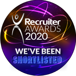Recruiter Awards_Official logos 2020_SHORTLISTED V3