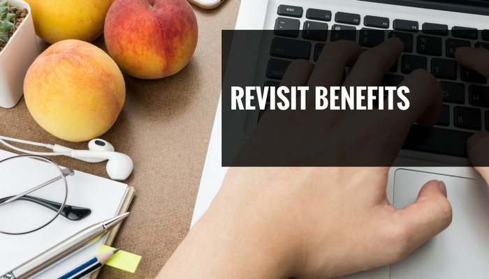 How to retain staff: revisit the employee benefits and perks